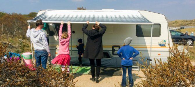 Camping mit Kind – oder Warum ich unseren Wohnwagen liebe [Gastbeitrag]