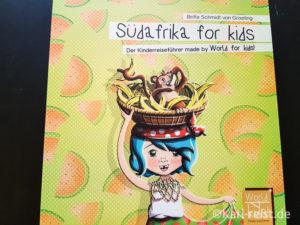World for Kids Verlag Reiseführer Südafrika