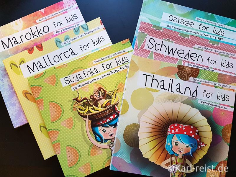 World for Kids Verlag Reiseführer