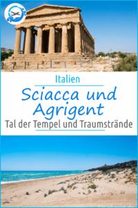 Sizilien mit Kindern - wir besuchen Sciacca, finden unseren Traumstrand und besuchen das Tal der Tempel in Agrigent. Mehr zu unserer Sizilien Rundreise in diesem Bericht!