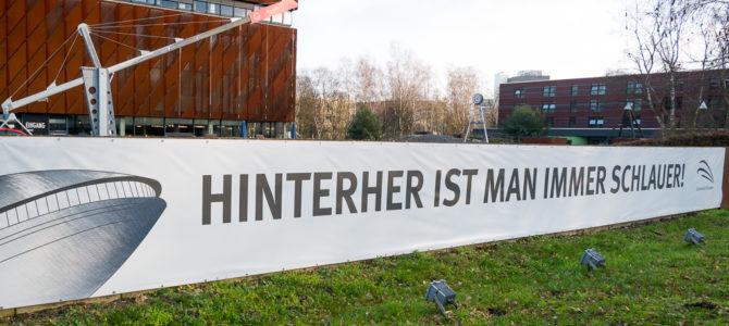 Wissenschaftliche Experimente zum Anfassen im Universum Bremen