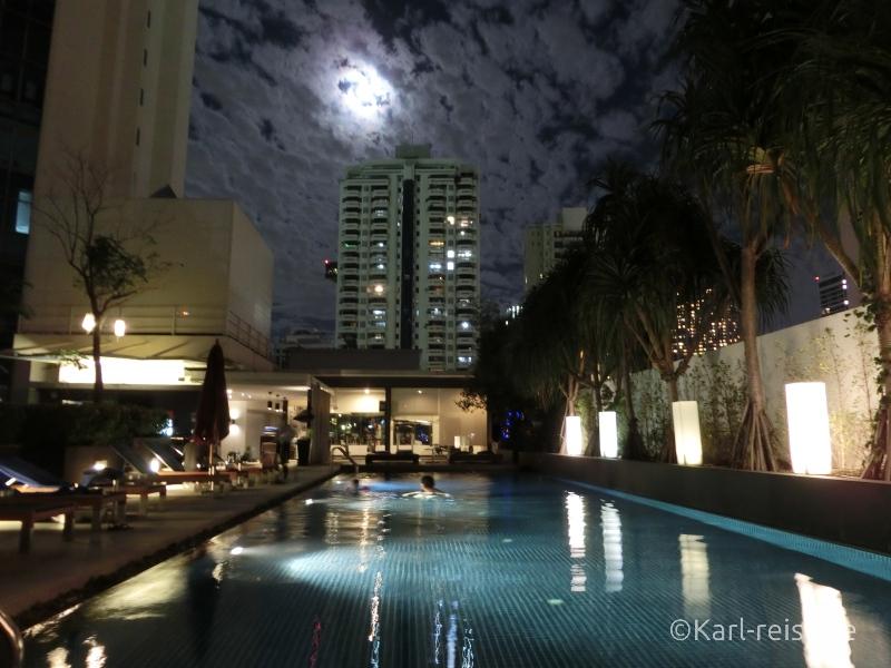 Park Plaza Bangkok Pool