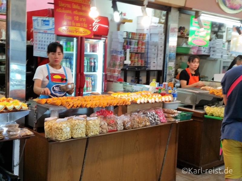 Süßigkeiten im MBK Bangkok