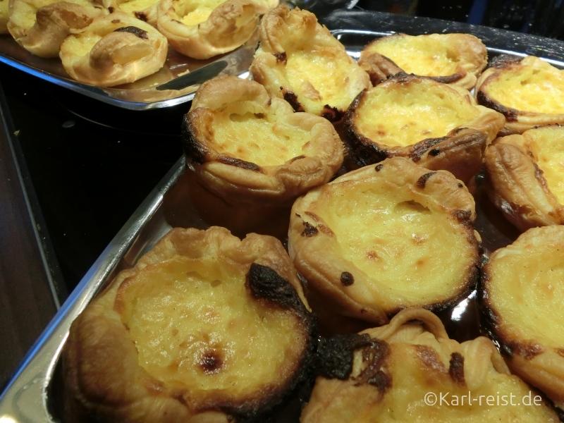 Rezept Pasteis de Nata Belem Fertige Sahnetörtchen